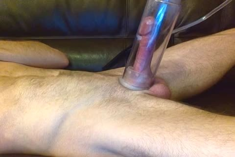 Popper Training With cock Pump. Failed To Reach End Of Trainer Vid.