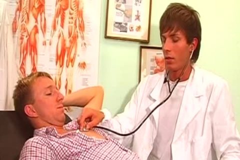 This juvenile guy Goes To The Doctors For Sex