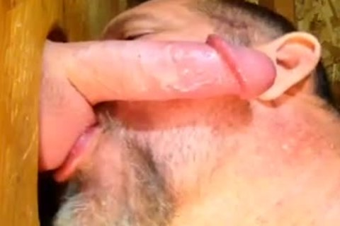 This cock Is So Pale And Hard. Ivory Always Comes To Mind When I'm sucking Him. I Wonder What His penis Would Look Like With A Dense Patch Of Fur At The Base. it is A worthy-looking Slab Of Flesh However u Look At It!
