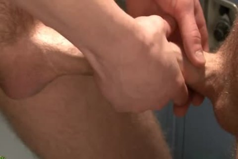 delightsome knobs nailing In Locker Room