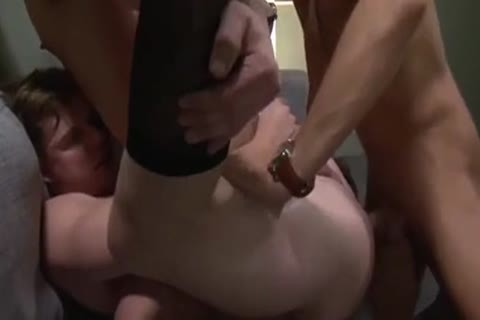 three-some With Jed Athens And Drew Sumrok