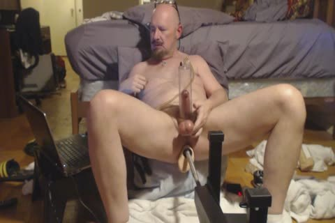 Longer clip. Pumping My rod And Going From James Deen To Jeff Stryker Then The Cyborg 8.0.