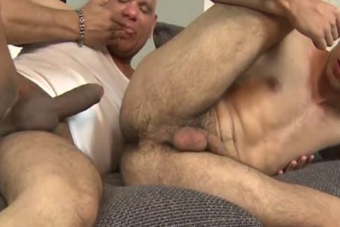 juvenile Uncut non-professional Barebacked By daddy