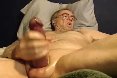 large schlong daddy man lengthy jack off On web camera (no sperm)