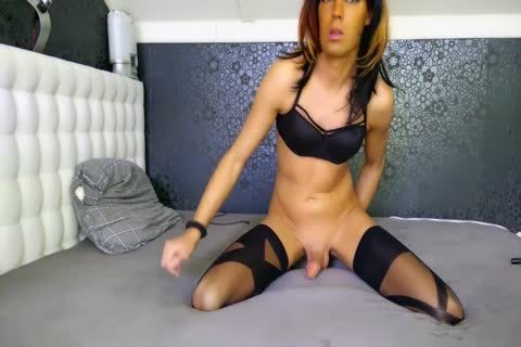 Rebecca fake cock arsehole Play