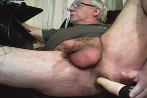 Old man sex with old man