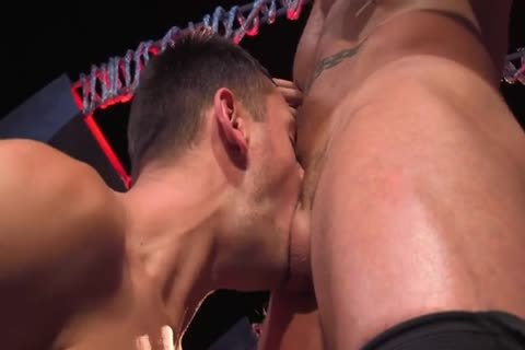 Austin Wolf  Uses Brenner's mouth & ass
