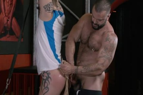 Rogan Richards Uses desirous Sub