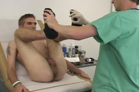 His wazoo acquires Finger nailed To Check His Prostate