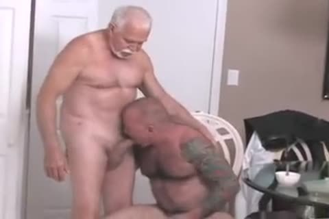 A pair Of daddy males Are available To Gross Us Out