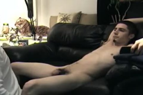Jacking Off With Straight fella Cory