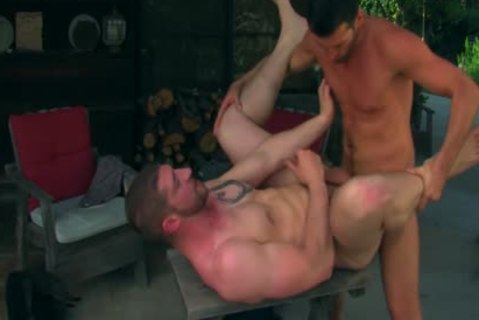 Jeff Stronger And Stefano DiMarco!