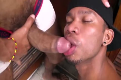 Latinos Valeriano And Julio bareback And Bree