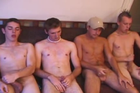 Circle Jerk sex cream Facial Surprise
