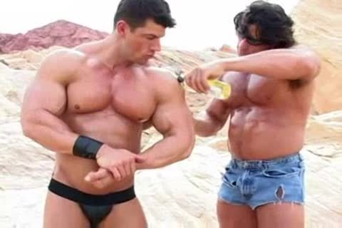 Jacking Off in the Desert