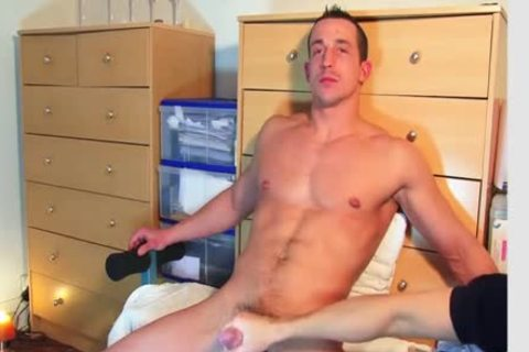 My Straight Neighbour Made A Porn: Watch Him acquires Wanked By A lad.
