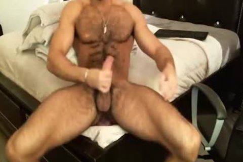 poking dildos Up His Blistering Keister