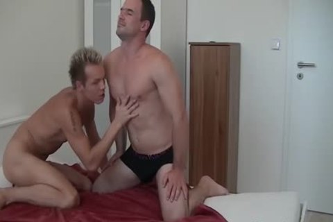 lustful Andy acquires His butthole nailed By favourable