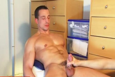 Full clip: A tasty blameless straight twink Serviced His gigantic 10-Pounder By A twink!