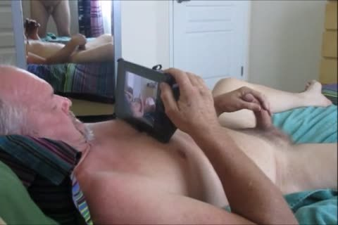 Poppered & booty-Plugged Plumber gets cock Pumped & Popped.