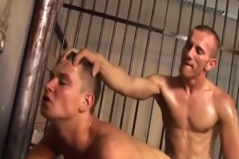 filthy raw fuck In The Prison
