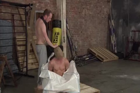 Sean Taylor Teaching Billy A Harsh wazoo Lesson In Dungeon HD foul Flicks - SpankBang