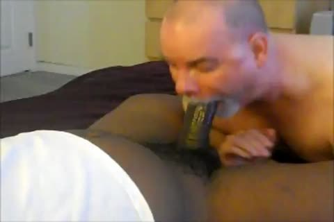 large-Dicked Nigerian Cums one greater quantity time.  Sunday sucking.