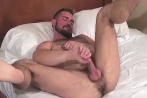 gigantic Bear Daddy Breeds sexy butt slam sexy hole In Some good Barebacking Session