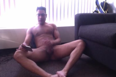 Homemade unbending penis Jerking cybersex cam amateur Sex Tape Of powerful chap