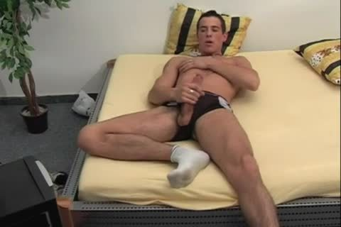 jerking off In White Socks 13