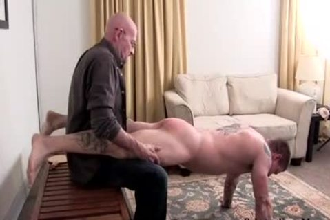 Muscle amateur thrashing With ball batter flow