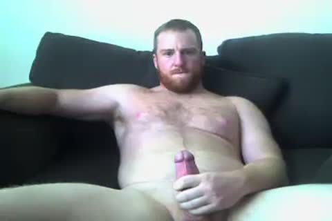 monstrous Furry Jackers Cums On cam