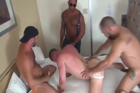 Bedroom naked bunch-sex