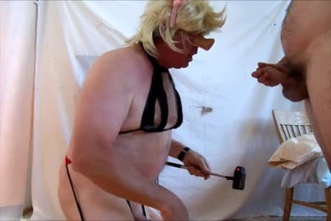 Sissy Piggy nailed With reiterated arse To mouth