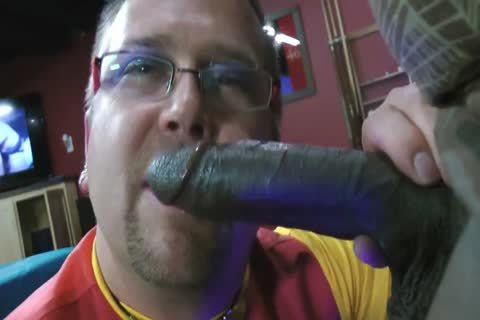 ROB BROWN: blowing massive black BONER