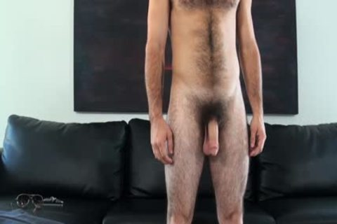 HD GayCastings - Josh hirsute butthole Is pounded By The Casting Agent