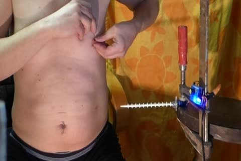 nailing Turn Notched dick Machine Urethra cum Camera 1
