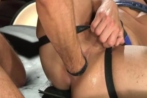 juicy pecker Fetish With ball batter flow