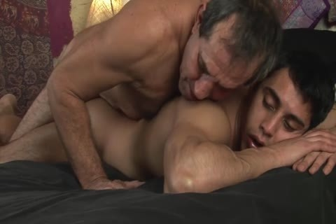 Gay man older video