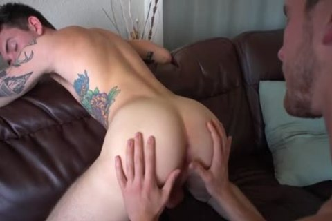 large cock homosexual anal sex With Creampie