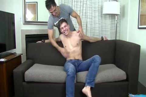 Alexander Tickled 2