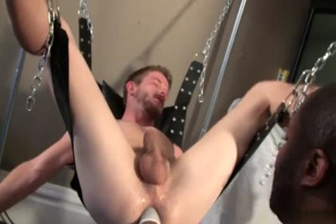 filthy gay Fetish With ball batter flow