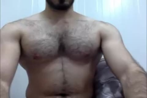 Iraqi nasty Muscle best Face Cumshoot Ever
