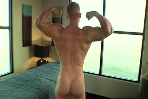 Muscle gay irrumation-sex And Massage