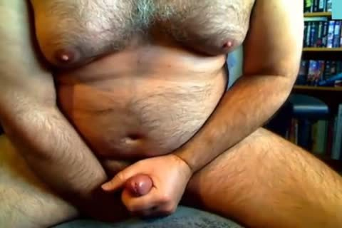 plump Daddy likes His Belly And Moans two