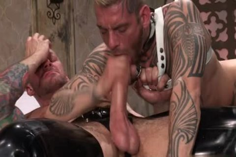 Muscle gay Fetish With love juice flow