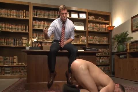 Sadomasochism - Mormon dick nailed In bondage.