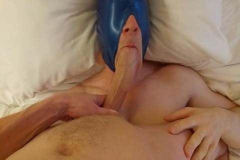 Sub Deepthroats massive dick