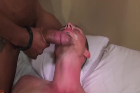 gigantic black penis pound