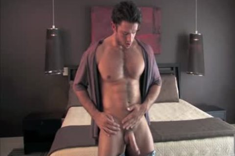 Legend males Gavin Wolfe 04 (Jeremiah Sanchez) - Solo With Fleshlight